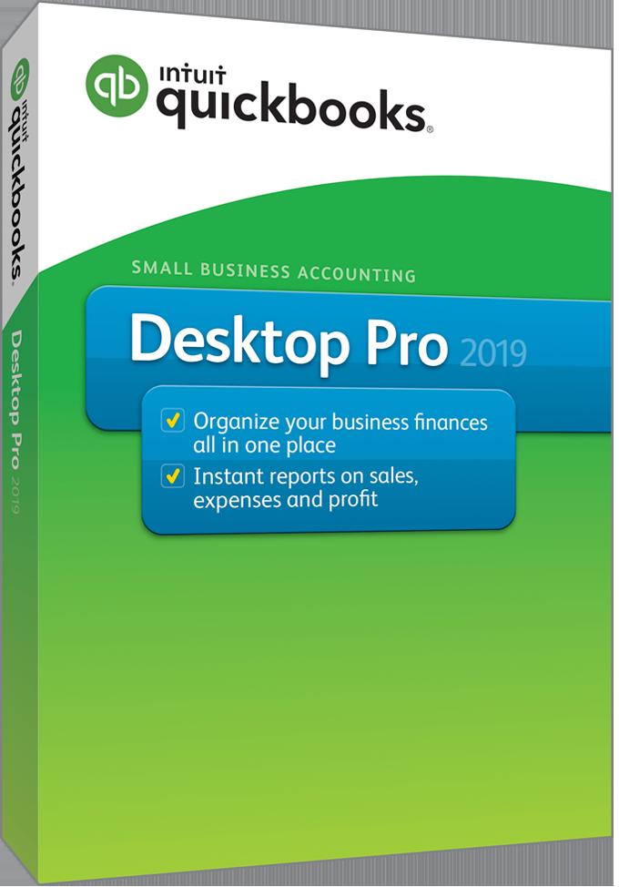 Quickbooks Desktop Pro 2019