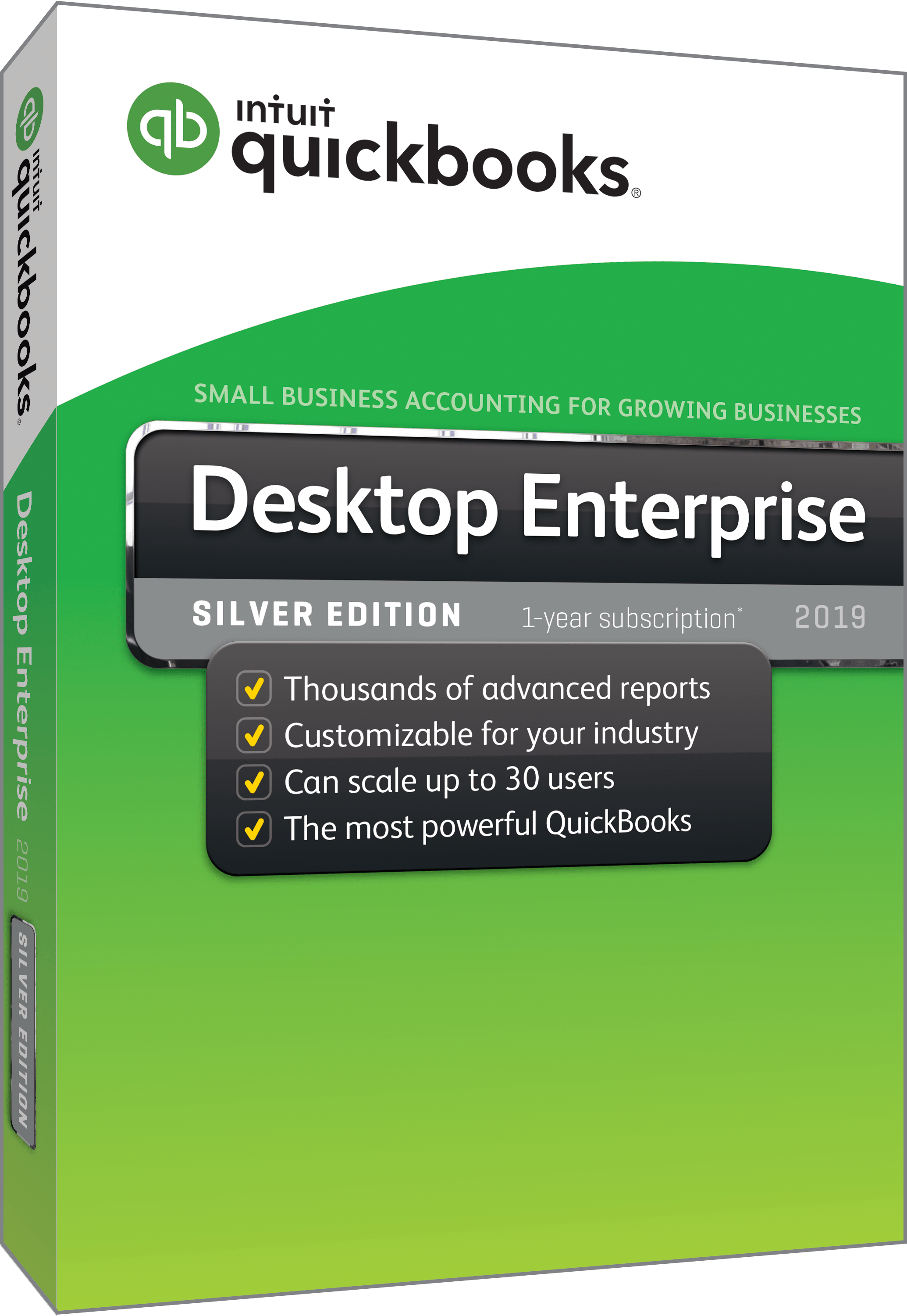 Quickbooks Enterprise Silver 2019