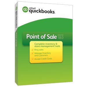 Quickbooks Point of Sale 2020