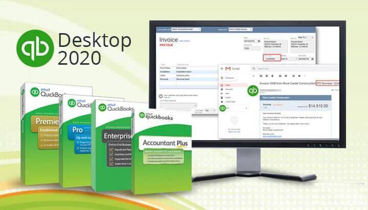 Quickbooks Desktop 2020