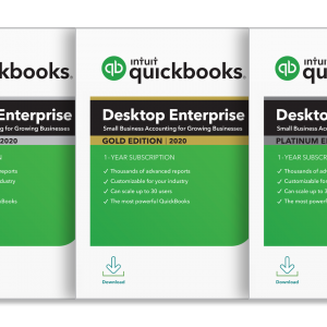 Quickbooks Desktop Enterprise 2020