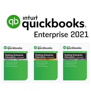 Quickbooks Enterprise 2021