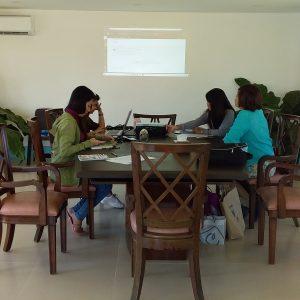 Quickbooks Training at Grande Island 2
